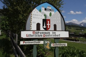 Wappen Mauterndorf klein